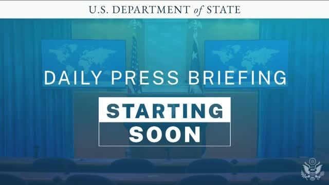 State Department Press Briefing 10/26